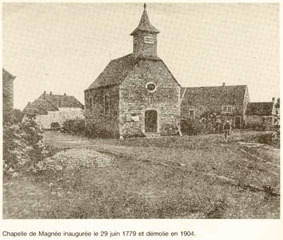chapelle magnee